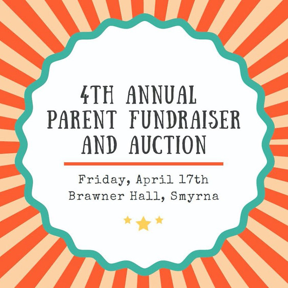 4th Annual Parent Fundraiser and Auction