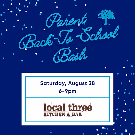 Parent Back-to-School Bash
