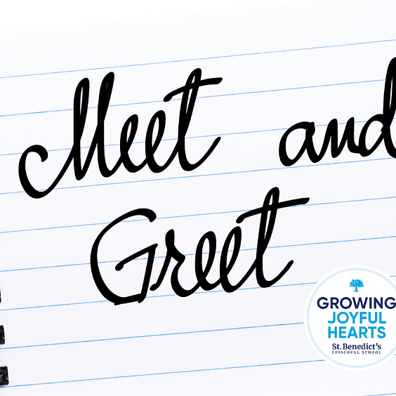 Preschool - 4th Grade New Family Meet and Greet