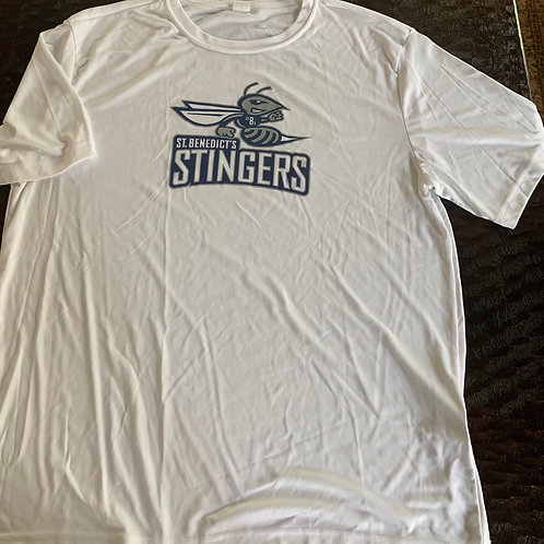 Dry Fit Short Sleeved Stinger Tee - Adult