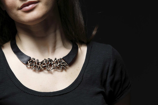 Phase of Love Necklace