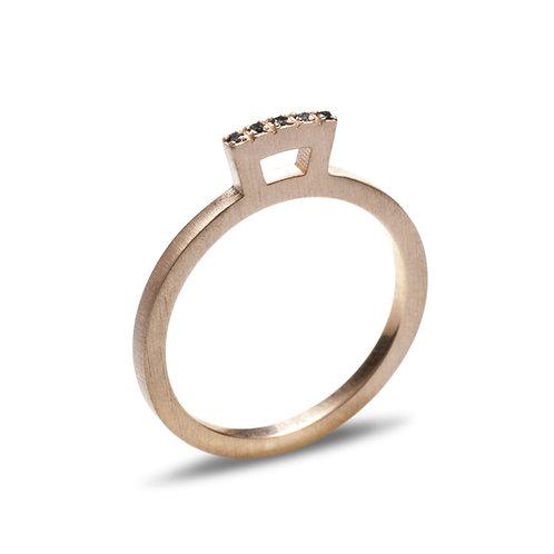 Simple Black Ring (5S)