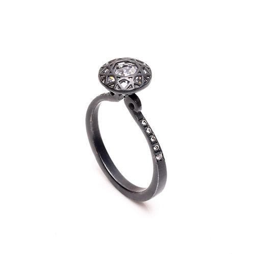 Like Diamond (Gothic) Ring