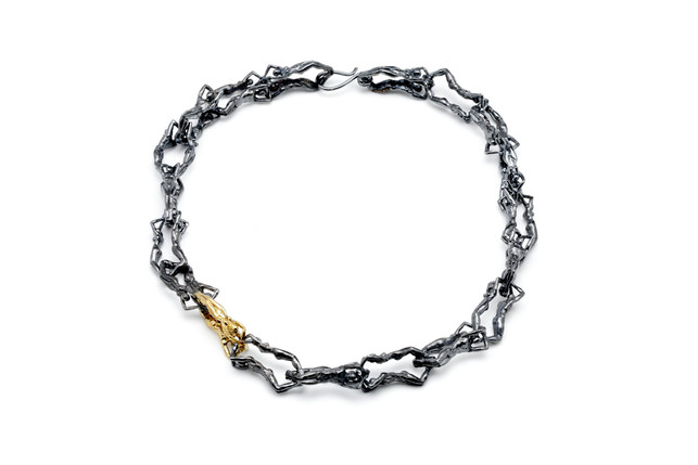 Human Chain Necklace