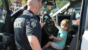 Patton Township Children's Safety Fair October 9, 2021