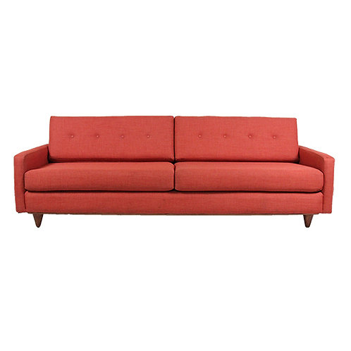 Light Red Sofa