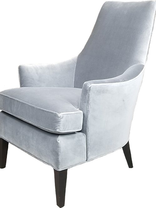 Dana Chair Avignon-Graphite