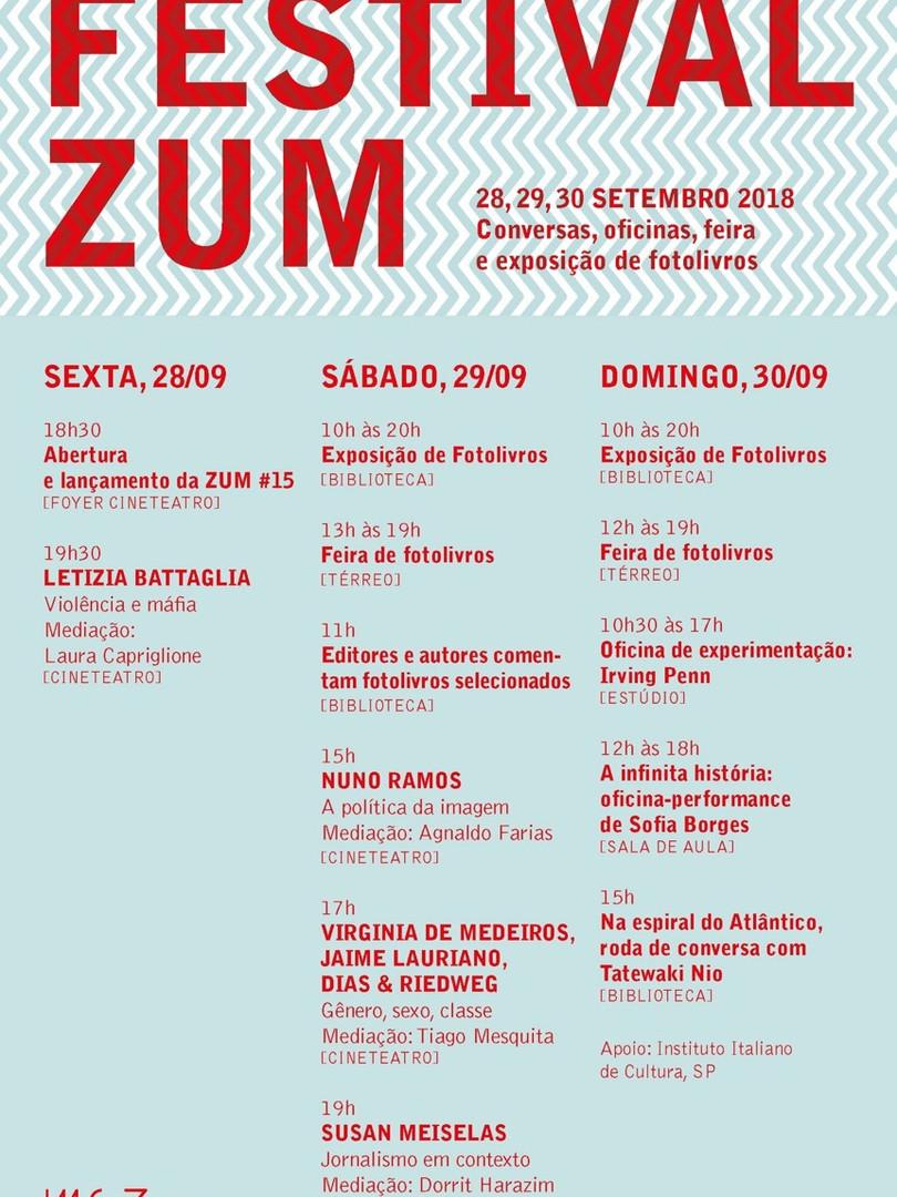 Festival ZUM 2018