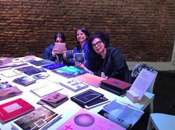 Luciana Aguilar , Flavia e Cristina
