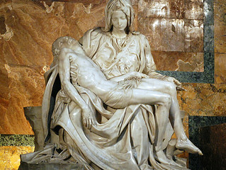 Michelangelo, a Chisel, and Sanctification