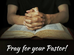 Five Ways to Pray for Your Pastor on Monday