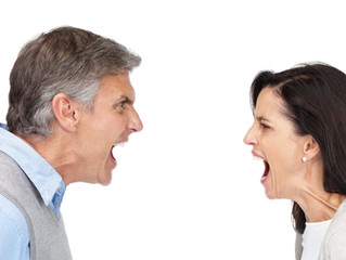 Marriage, Yelling, and the Holy Spirit