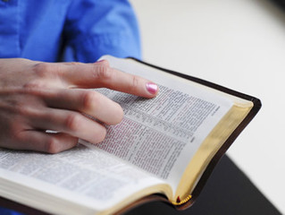 Christians Need Larger Doses of Scripture