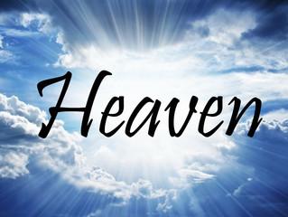 A Hymn About Heaven