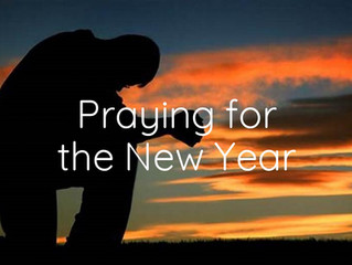 Ten Things to Pray for 2021
