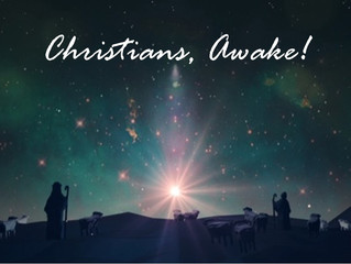 Christians Awake!