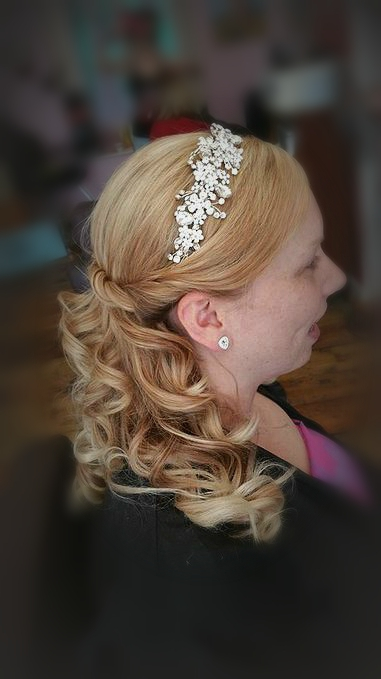 Traditional Wedding Hair