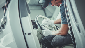 What is the difference between car valeting and detailing?