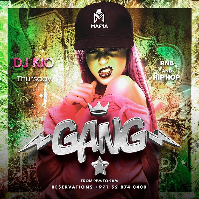 GANG STAR THURSDAYS