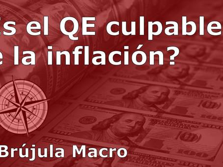 ¿Es el QE culpable de la INFLACIÓN?