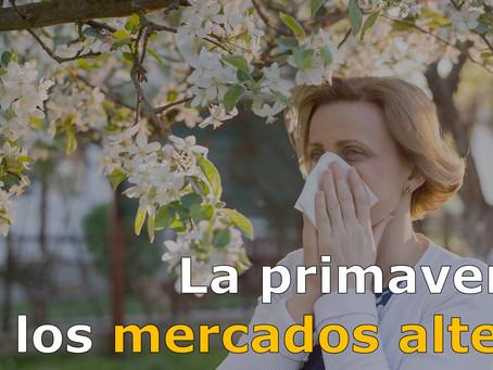 La primavera, los MERCADOS ALTERA