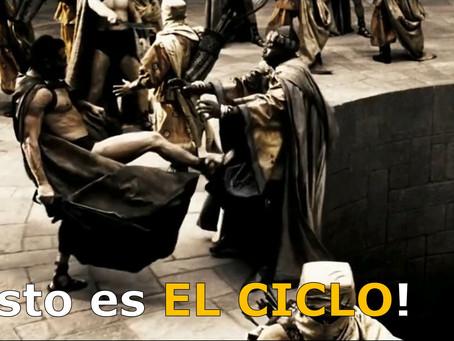 ¡Esto es EL CICLO!