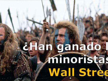 ¿Han ganado los minoristas a WALL STREET?