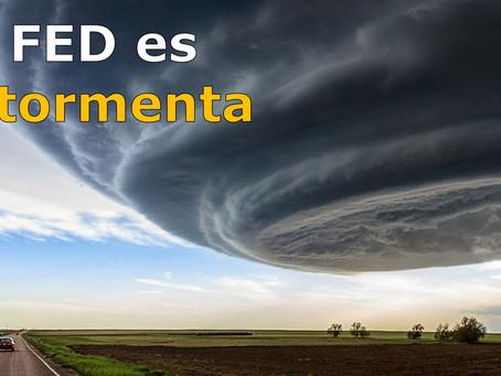 La FED es la tormenta