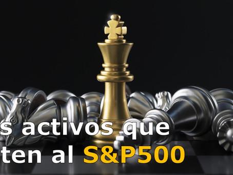 Los activos que baten al S&P500