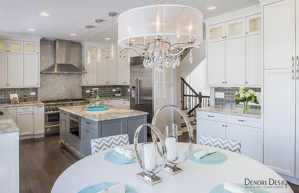 Denori Design │ Kitchen and Bath Design