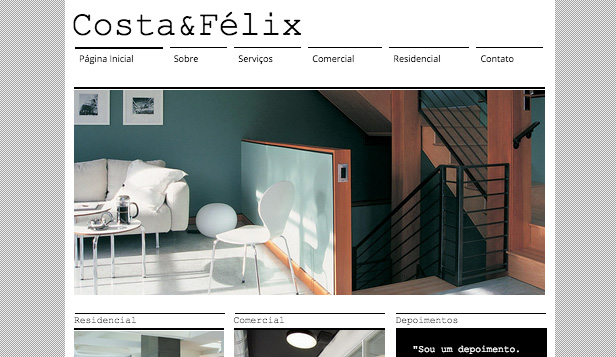 Design website templates – Arquiteto & Co.