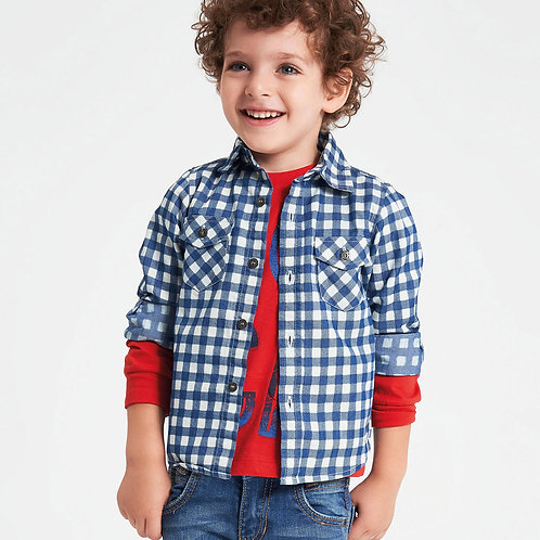 Рубашка - iDO