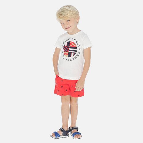Комплект футболка+шорты - Mayoral