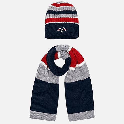 Комплект: шапка+шарф - Mayoral
