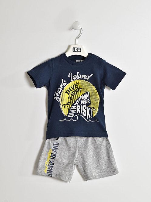 Комплект футболка+шорты - iDO