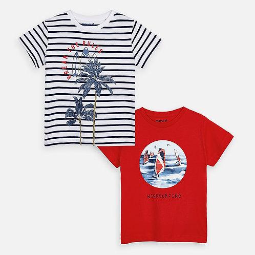 Комплект из 2 футболок - Mayoral