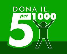 Dona il 5 per MilleCasa di Riposo Fondazione Villa Zani