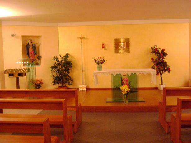 Cappella Fondazione Villa Zani 6