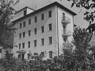 La Casa di Riposo nei Primi Anni 70