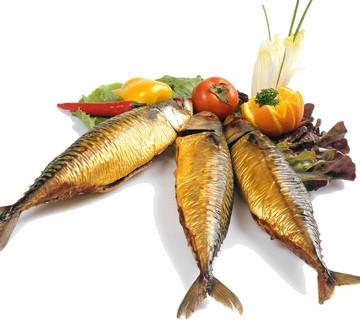 Eigen bereide diepvriesvoer voor vissen.