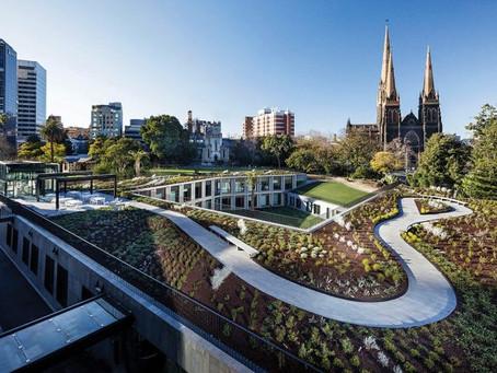 Parliament of Victoria - New Building