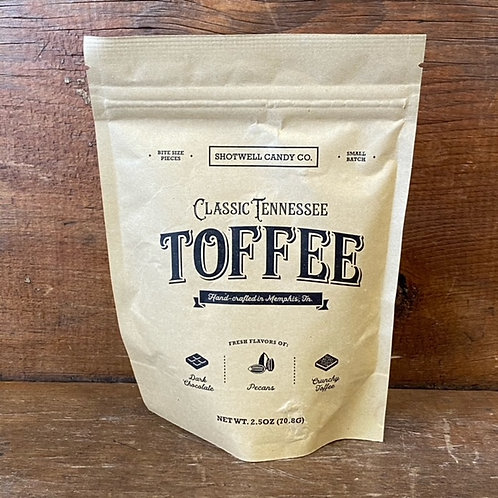 Classic Tennessee Toffee