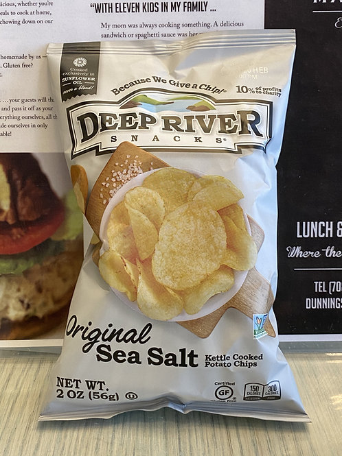 Deep River – Original Sea Salt