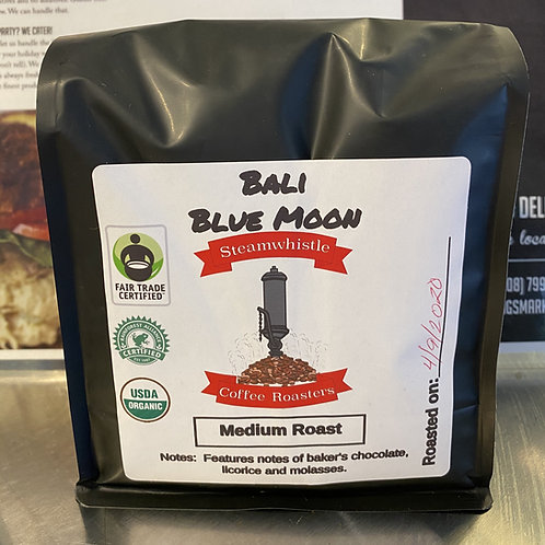 Steamwhistle — Bali Blue Moon: Medium Roast