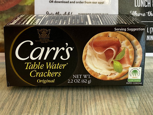 Carr's Table Water Crackers - MINI