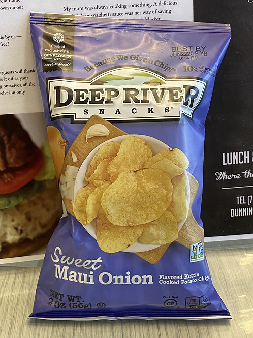 Deep River – Sweet Maui Onion