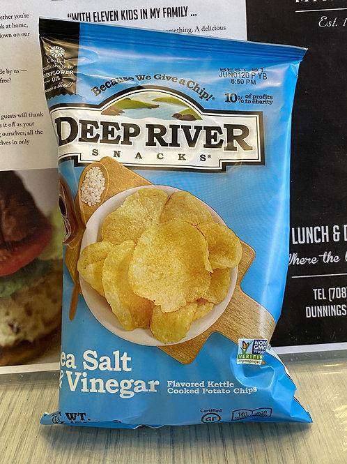 Deep River – Sea Salt & Vinegar