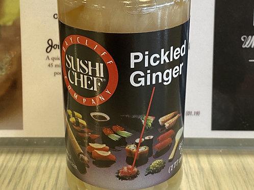 Sushi Chef Pickled Ginger