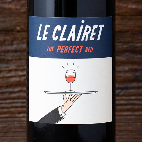 Brocc Cellars Le Clairet Perfect Red