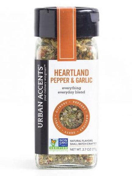 Urban Accents - Heartland Pepper & Garlic